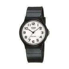 ราคา Casio นาฬิกาข้อมือ รุ่น Mq 24 7B2Ldf ดำ ใหม่