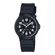 ส่วนลด Casio นาฬิกาข้อมือ รุ่น Mq 71 1Bdf Black White Casio ไทย