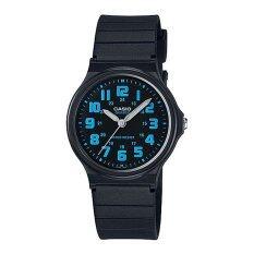 ขาย Casio นาฬิกาข้อมือ รุ่น Mq 71 2Bdf Black Blue ออนไลน์