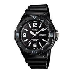 ทบทวน Casio นาฬิกาข้อมือ รุ่น Mrw 200H 1B2Vdf Black Casio
