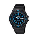 โปรโมชั่น Casio นาฬิกาข้อมือผู้ชาย รุ่น Mrw 200H 2Bvdf สีดำ Casio