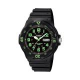 ราคา Casio นาฬิกาข้อมือผู้ชาย รุ่น Mrw 200H 3Bvdf สีดำ Thailand
