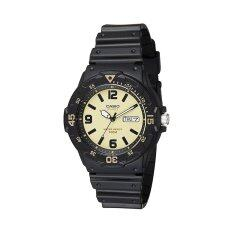 ขาย Casio นาฬิกาข้อมือผู้ชาย รุ่น Mrw 200H 5Bvdf สีดำ Black เป็นต้นฉบับ