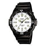ซื้อ Casio นาฬิกาข้อมือผู้ชาย รุ่น Mrw 200H 7Evdf Black White ไทย
