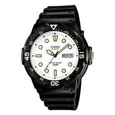 ทบทวน Casio นาฬิกาข้อมือผู้ชาย รุ่น Mrw 200H 7Evdf Black White Casio