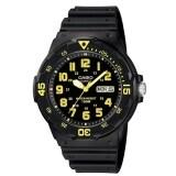 ทบทวน Casio นาฬิกาข้อมือ รุ่น Mrw 200H 9Bvdf Black Casio
