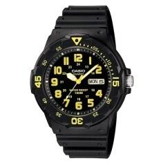 โปรโมชั่น Casio นาฬิกาข้อมือ รุ่น Mrw 200H 9Bvdf Black ไทย