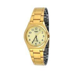 ราคา Casio นาฬิกาข้อมือผู้ชาย รุ่น Mtp 1130N 9Brdf สีทอง Gold ใหม่