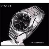 ซื้อ Casio นาฬิกาข้อมือผู้ชาย รุ่น Mtp 1183A 1Adf ของแท้ ประกันศูนย์
