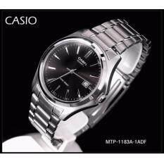 ขาย Casio นาฬิกาข้อมือผู้ชาย รุ่น Mtp 1183A 1Adf ของแท้ ประกันศูนย์ กรุงเทพมหานคร ถูก