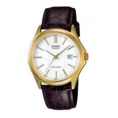 ซื้อ Casio นาฬิกาข้อมือ สายหนัง รุ่น Mtp 1183Q 7Adf Casio ออนไลน์