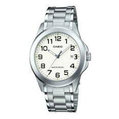 ราคา Casio นาฬิกาข้อมือ สีเงิน รุ่น Mtp 1215A 7B2Df ใหม่ล่าสุด
