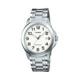 ราคา Casio นาฬิกาข้อมือผู้ชาย รุ่น Mtp 1215A 7B2Df สีเงิน Casio
