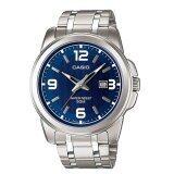 ขาย Casio นาฬิกาผู้ชาย สีเงิน สายสแตนเลส รุ่น Mtp 1314D 2Avdf ใน นนทบุรี