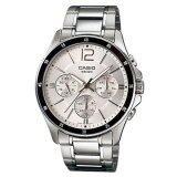 ซื้อ นาฬิกาข้อมือผู้ชาย Casio สีเงิน สายสเเตนเลส รุ่น Mtp 1374D 7Avd นนทบุรี