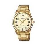 ทบทวน Casio นาฬิกาข้อมือผู้ชาย รุ่น Mtp V001G 9Budf สีทอง Casio