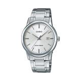 ขาย Casio นาฬิกาข้อมือผู้ชาย รุ่น Mtp V002D 7Audf สีเงิน ใหม่