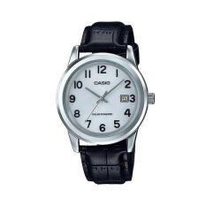 ราคา Casio นาฬิกาข้อมือผู้ชาย รุ่น Mtp Vs01L 7B1Df สีดำ Black ออนไลน์