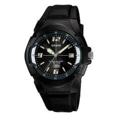 ขาย Casio นาฬิกาข้อมือ ผู้ชาย สายเรซินสีดำ รุ่น Mw 600F 1A Black ออนไลน์