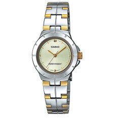 ขาย Casio นาฬิกา Lady Ltp 1242Sg 9Cdf Silver Casio ถูก