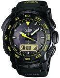ส่วนลด Casio นาฬิกา Prg 550 1A9 Rasin Strap Black