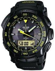 ขาย Casio นาฬิกา Prg 550 1A9 Rasin Strap Black ออนไลน์ ใน สงขลา
