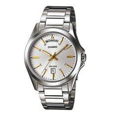 ขาย Casio นาฬิกาบุรุษ ประกันเซ็นทรัล รุ่น Mtp 1370D 7A2V สินค้าขายดี ถูก
