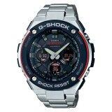 ราคา Casio นาฬิกาข้อมือ G Shock สายแสตนเลส รุ่น Gst S100D 1A4 เป็นต้นฉบับ