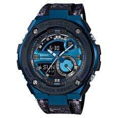 ราคา Casio นาฬิกาข้อมือ G Shock สายเรซิ่น รุ่น Gst 200Cp 2A ใน สงขลา
