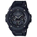 ขาย Casio นาฬิกาข้อมือ G Shock สายเรซิ่น รุ่น Gst S100G 1B Casio G Shock ออนไลน์