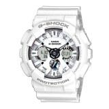ราคา Casio นาฬิกาข้อมือ G Shock Standard Ana Digital รุ่น Ga 120A 7 White Casio G Shock ออนไลน์