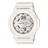 ซื้อ Casio นาฬิกาข้อมือ G Shock Standard Ana Digital รุ่น Ga 150 7 สีขาว ออนไลน์ ถูก