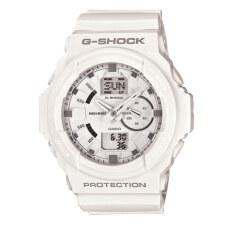 ซื้อ Casio นาฬิกาข้อมือ G Shock Standard Ana Digital รุ่น Ga 150 7 สีขาว ใหม่