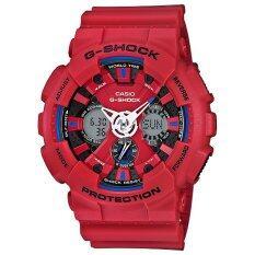 ขาย Casio นาฬิกาข้อมือ G Shock Tri Color Ana Digital รุ่น Ga 120Tr 4 Limited Casio G Shock ใน Thailand