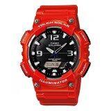 ราคา Casio นาฬิกาข้อมือผ้ชาย สายเรซิ่น รุ่น Aq S810Wc 4Av Casio ออนไลน์