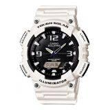 ราคา Casio นาฬิกาข้อมือผู้ชาย สายเรซิ่น รุ่น Aq S810Wc 7Av White เป็นต้นฉบับ