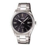 ซื้อ Casio นาฬิกาข้อมือผู้ชาย สีเงิน สายสเเตนเลส รุ่น Standard Gent Mtp 1302D 1A1Vdf ออนไลน์ ถูก