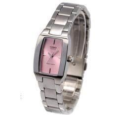 ซื้อ Casio นาฬิกา ข้อมือผู้หญิง รุ่น Ltp 1165A 4C สินค้าขายดี ของแท้ ประกันศูนย์ ออนไลน์ ถูก