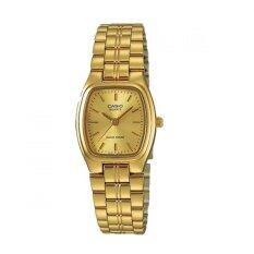 ราคา Casio นาฬิกาข้อมือผู้หญิง สีทอง สายสแตนเลส รุ่น Ltp 1169N 9Ardf ออนไลน์ กรุงเทพมหานคร