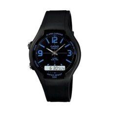 ราคา Casio นาฬิกาข้อมือ รุ่น Aw 90H เป็นต้นฉบับ