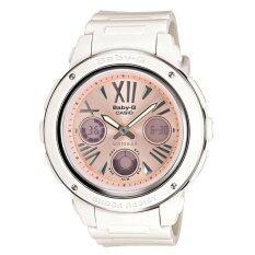 ขาย Casio นาฬิกาข้อมือ รุ่น Bga 152 7B2Dr White ออนไลน์ Thailand