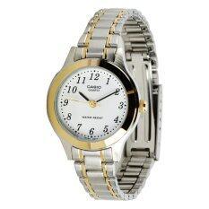 Casio นาฬิกาข้อมือ รุ่น Ltp 1128G 7Brdf Whilte ถูก