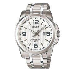 ขาย Casio นาฬิกาข้อมือ สายสแตนเลส คุณผู้ชาย รุ่น Mtp 1314D 7A ถูก ใน กรุงเทพมหานคร