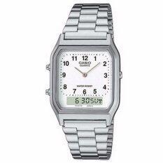 โปรโมชั่น Casio นาฬิกาข้อมือ Standard รุ่น Aq230A 7B นนทบุรี
