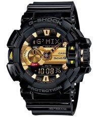 ขาย Casio นาฬิกาผู้ชาย สายเรซิ่น รุ่น Gba 400 1A9Dr ถูก