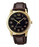 ขาย Casio นาฬิกาผู้ชาย สายหนัง รุ่น Mtp V001Gl 1B Casio เป็นต้นฉบับ