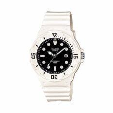 ราคา Casio นาฬิกาผู้หญิง สายเรซิ่น รุ่น Lrw 200H 1E ใหม่