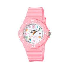 ราคา Casio นาฬิกาผู้หญิง สายเรซิ่น รุ่น Lrw 200H 4B2 Casio Standard เป็นต้นฉบับ