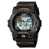 ส่วนลด Casio นาฬิกาสำหรับผู้ชาย G 7900 3 สายยางสีดำ Casio