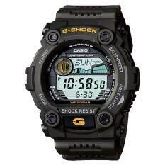 ขาย ซื้อ ออนไลน์ Casio นาฬิกาสำหรับผู้ชาย G 7900 3 สายยางสีดำ